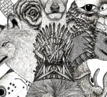 Valar Morghulis (Game of Thrones) Sticker