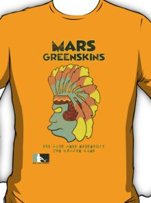 Blernsball Warrior (Futurama/MLB/NFL parody) T-Shirt