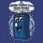 The Little Police Box by mikehandyart