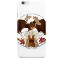 Daenaries Targaryen: Orange iPhone Case/Skin