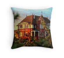 House Of The Rising Sun Throw Pillow