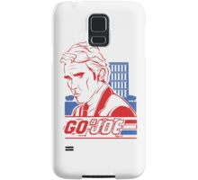 Go Joe (Macmillan) T-Shirt Samsung Galaxy Case/Skin