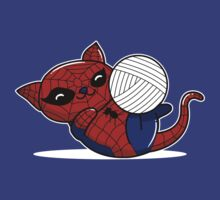 Spider Kitty by draum