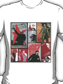 URSS - Cult of personality T-Shirt