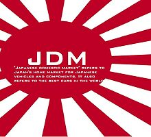 JDM Definition by mofober