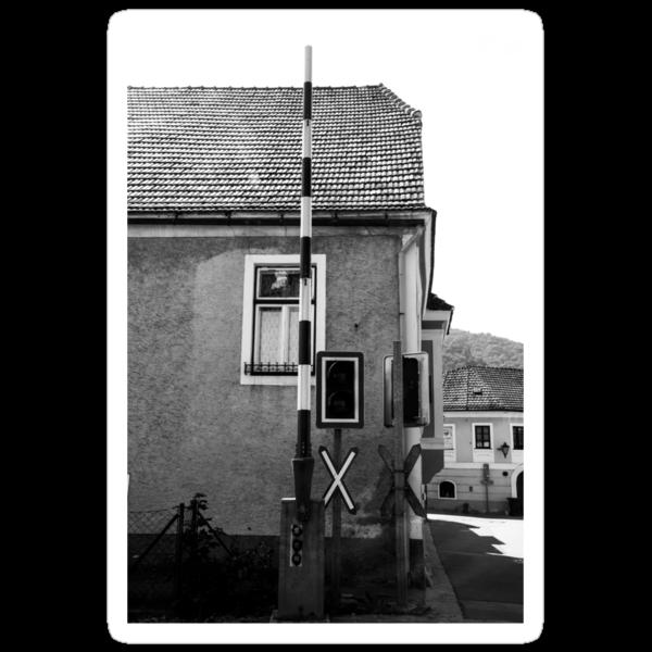 The crossing by Amber Elen-Forbat