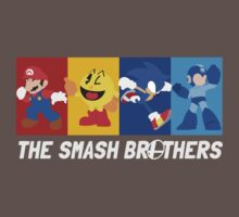 The Smash Brothers by tjhiphop