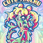 Cute'thulhu - (Sailormoon x Cthulhu Mashup) by Penelope Barbalios