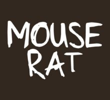Mouse Rat by cyaneyed