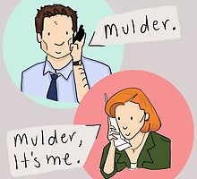 The X-Files by Alyssa Taylor