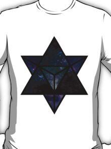 Cosmic Merkaba T-Shirt