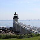 Marshall Point Lighthouse by virginian