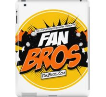 FanBros Full Logo iPad Case/Skin