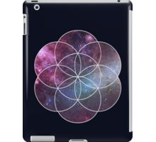 Cosmic Seed of Life iPad Case/Skin