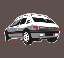 Peugeot 205 GTI version 2 by car2oonz