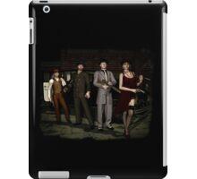 She And The Boys iPad Case/Skin