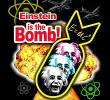 Einstein Is The Bomb! by Wookie10000