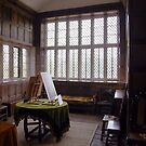 The Artist`s Room by John Dalkin