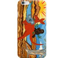 Bush Racing no. 1 iPhone Case/Skin