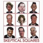 Skeptical Squares 2014 A by Neil Davies