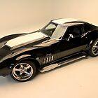 Tough 69 Corvette by Andrew Felton