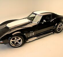 Tough 69 Corvette by Andrew Felton