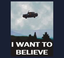 I Want To Believe In Harry T-Shirt