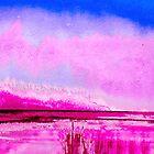 Blushing Pool by John Moore