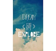 Dream to explore by Brookesiler