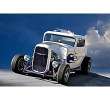 1932 Ford 'Lil' Deuce Coupe' Photographic Print