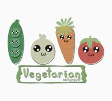 Vegetarian and proud! by pixie-aztechia