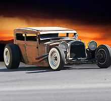 Rat Rod 'Rustomania' 2 by DaveKoontz