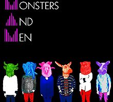 Of Monsters and Men  by RulerOfNothing