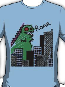 Derpasaur Attack! T-Shirt