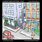 Medical Clinics For Opposite Health Care (& Eatery) by Rick  London
