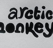 Arctic monkeys  by Angelr0se