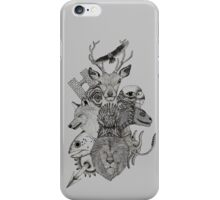 Game of Thrones (houses) iPhone Case/Skin