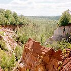 Providence Canyon by manandhisworld