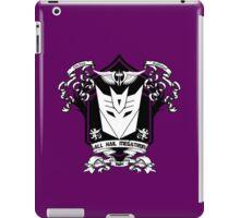 All Hail Megatron iPad Case/Skin