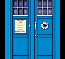 The Tardis by neimagination