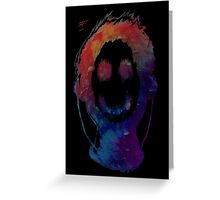 Music is Smile Greeting Card