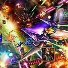 The Starfox Universe: In Flux by LightningArts