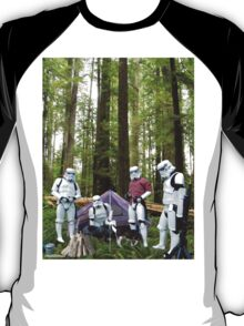 Stormtroopers on Endor - Stormtrooper Shirt / Tote / Pillow T-Shirt