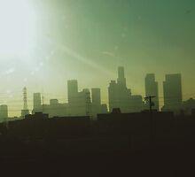 Sunny LA by Santamariaa