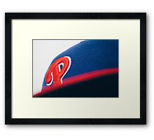 For you Phillies fans out there. Framed Print