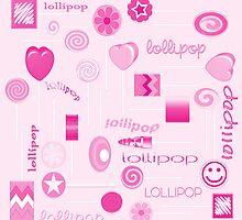 Pink Lollipop by 2HivelysArt
