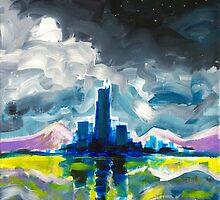 Majestic Midnight by Morgan Ralston