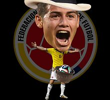 James Rodriguez by mijumi