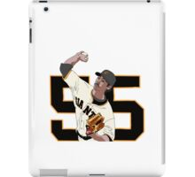 Tim Lincecum iPad Case/Skin