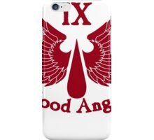Blood Angels 5 iPhone Case/Skin